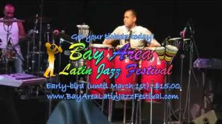 Bay Area Latin Jazz Festival - René Escovedo Promo