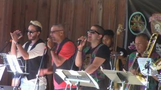 """Liberate"" - Montuno Productions All-Stars Salsa Orchestra"