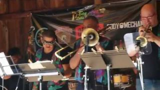 """Planté Bandera"" - Montuno Productions All-Stars Salsa Orchestra Feat. Carlos Rosario"